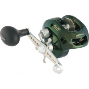 Shimano Curado E Baitcast Reel - Titanium, Freshwater Fishing