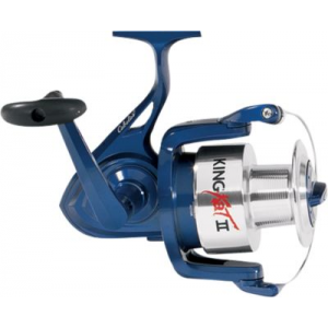 Cabela's King Kat II Spinning Reel - Stainless, Freshwater Fishing