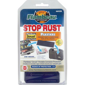 Flambeau Zerust Plastabs - Rust (PLASTABS)