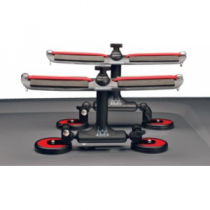 Rodmounts Sumo Rod Carrier - Stainless