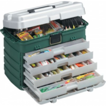 Plano 758 Four-Drawer Tackle Box