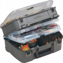 Plano 1444 Guide Series Systems Box - Smoke