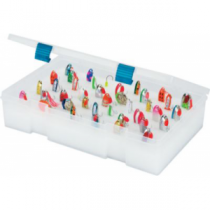Plano Spoon Storage Box - Clear