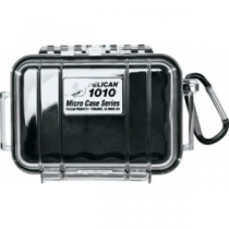 Pelican Waterproof Micro Cases - Black