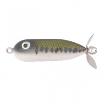Heddon Torpedo Lures - Clear