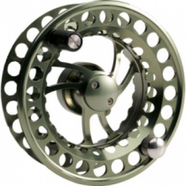 TFO BVK Spare Fly Spool - Moss Green