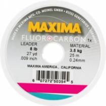 Maxima Fluorocarbon Leader Wheels (12 LB)
