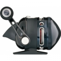 Zebco Omega Pro Spincast Reel - Stainless