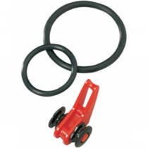 Fuji EZ Keeper II Hook Keeper - Orange