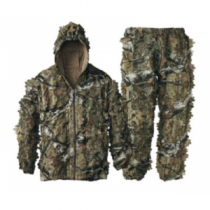 Cabela's Men's Leafy-wear Pro II System - Mo Break-Up Infinity (LARGE)
