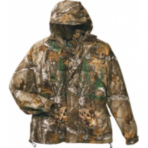 Cabela's Men's MT050 Rain Jacket with Gore-TEX and ScentLok Regular - Realtree Xtra 'Camouflage' (LARGE)