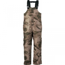 Cabela's Men's MT050 Quiet Pack Bibs with Gore-TEX Regular - Outfitter Camo (XL)