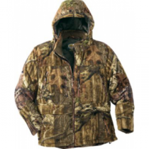 Cabela's Men's Bowhunter Xtreme SST Parka with 4MOST DRY-Plus and Thinsulate - Realtree Xtra 'Camouflage' (MEDIUM)