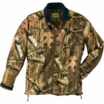 Cabela's Men's Bowhunter Xtreme Ultimate Fleece Jacket with ScentLok - Realtree Xtra 'Camouflage' (MEDIUM)