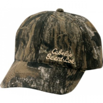 Cabela's ScentLok Baseball Cap - Mossy Oak New Brk-Up (ONE SIZE FITS ALL)