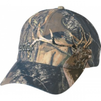 Cabela's Men's Logo Caps - oak (ONE SIZE FITS ALL)