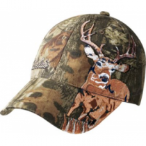 Cabela's Camo Logo Cap - Infinity (ONE SIZE FITS MOST)