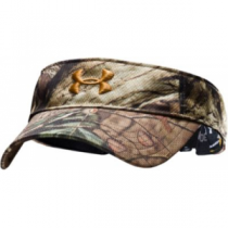 Under Armour Men's Camo Approach Adjustable Visor - Realtree Xtra 'Camouflage' (ONE SIZE FITS MOST)