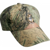 Cabela's Men's Prairie Dog Cap - Zonz Western 'Camouflage' (ONE SIZE FITS MOST)