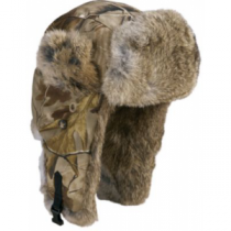 Mad Bomber Men's Rabbit-Fur Hats Camo - Zonz Western 'Camouflage' (2XL)