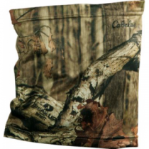 Cabela's Men's Camoskinz Neck Gaiter - Mossy Oak Country (One Size Fits Most)