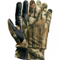 Cabela's Men's Camoskinz Uninsulated Shooting Gloves - Realtree Xtra 'Camouflage' (MEDIUM)