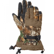 Cabela's Kids' Gore-TEX MT050 Whitetail Extreme II Shooting Gloves - Realtree Xtra 'Camouflage' (MEDIUM)