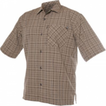 BLACKHAWK! Men's 1700 Concealed-Carry Shirt - Clay (MEDIUM)