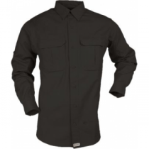 BLACKHAWK! Warrior Wear Men's Lightweight Tactical Long-Sleeve Shirt - Navy (LARGE)
