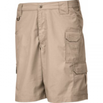 5.11 Men's Taclite Shorts - Tundra 'Dark Brown' (42)