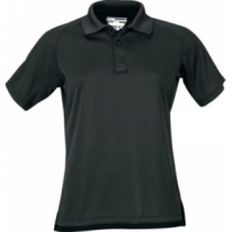 5.11 Women's Professional Short-Sleeve Polo - Black (XL)