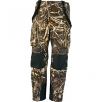 Cabela's Men's Cyner-G Waterfowl Systems Cold Bay Tech Shell Pants with Gore-TEX - Max 4 'Camouflage' (2XL)
