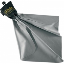 Cabela's Ultra Spudz Cloth - Black