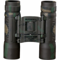 Bushnell Powerview 10x25 Compact Binoculars - Clear
