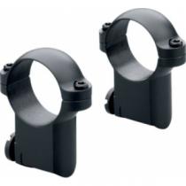 Leupold Ruger 1 M77 Rings - Matte - Silver