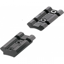 Leupold Rifleman Aluminum Two-Piece Base - Matte Black finish