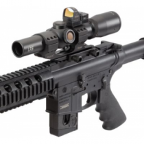 Burris Riflescope with Fastfire III Sight
