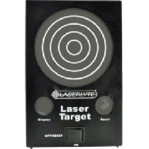 LaserLyte Trainer Target - Red