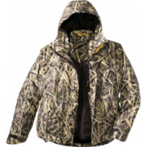 Cabela's Men's Dri-Fowl II 4-in-1 Wading Jacket with DRY-Plus and Thinsulate Regular - Realtree Max-5 (3XL)