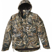 Cabela's Dri-Fowl II Extreme Waterfowl 4-in-1 Wading Jacket with Thinsulate and 4MOST DRY-Plus Tall - Realtree Max-5 (XL)