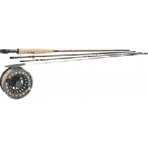 Cabela's TLr/WindRiver Fly Combo - Black