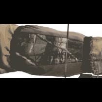 Tarantula Flex Foam Tube Armguard Large - Camo (LARGE)
