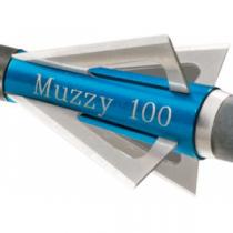 Muzzy 4-Blade Practice Blades - 100-Grain