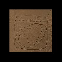 GlenDel 3-D Buck Target Vital Replacement Insert