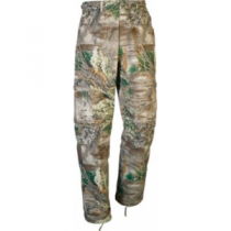 Cabela's Men's Silent Weave 6-Pocket Pants Regular - Max-1 'Green' (38)