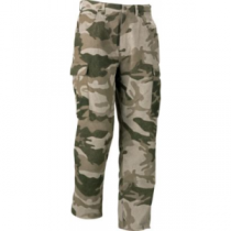Cabela's Men's Microtex Six-Pocket Pants Regular - Zonz Woodlands 'Camouflage' (W44)