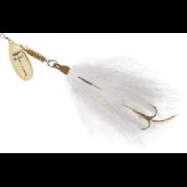 Mepps Musky Killer Tandem Bucktail - White