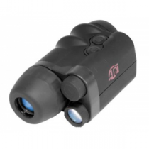 ATN Digital Color Nightvision Monoculars - Clear