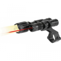 BSA Laser/Flashlight Combo Sight - Red