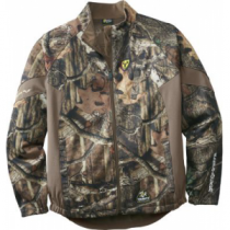 ScentBlocker Men's Knock Out Jacket - Mo Break-Up Infinity (MEDIUM)